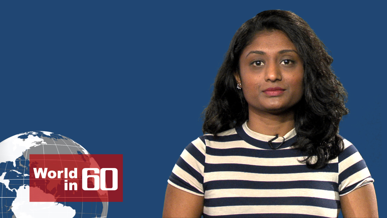 World in 60 | May 21, 2015