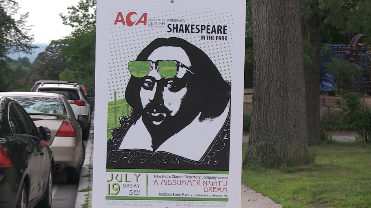 Shakespeare in the Park 2015