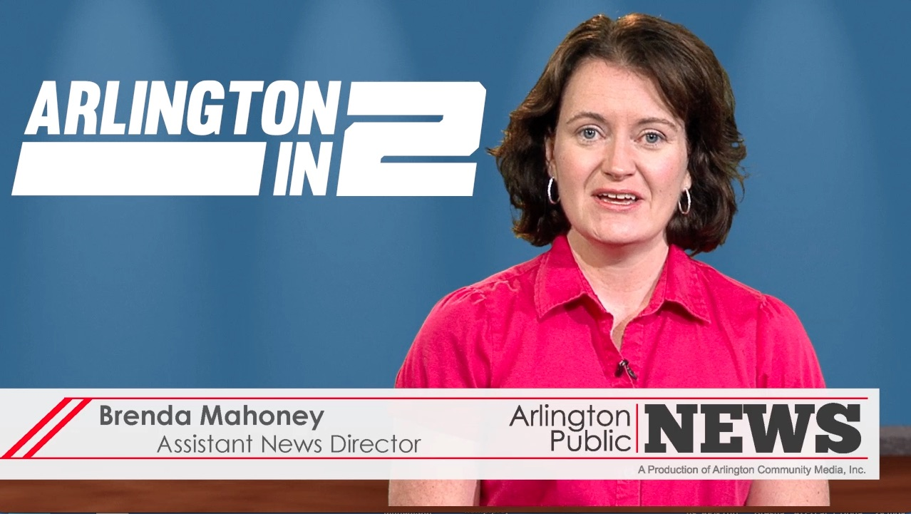 Arlington in 2 | July 6, 2015