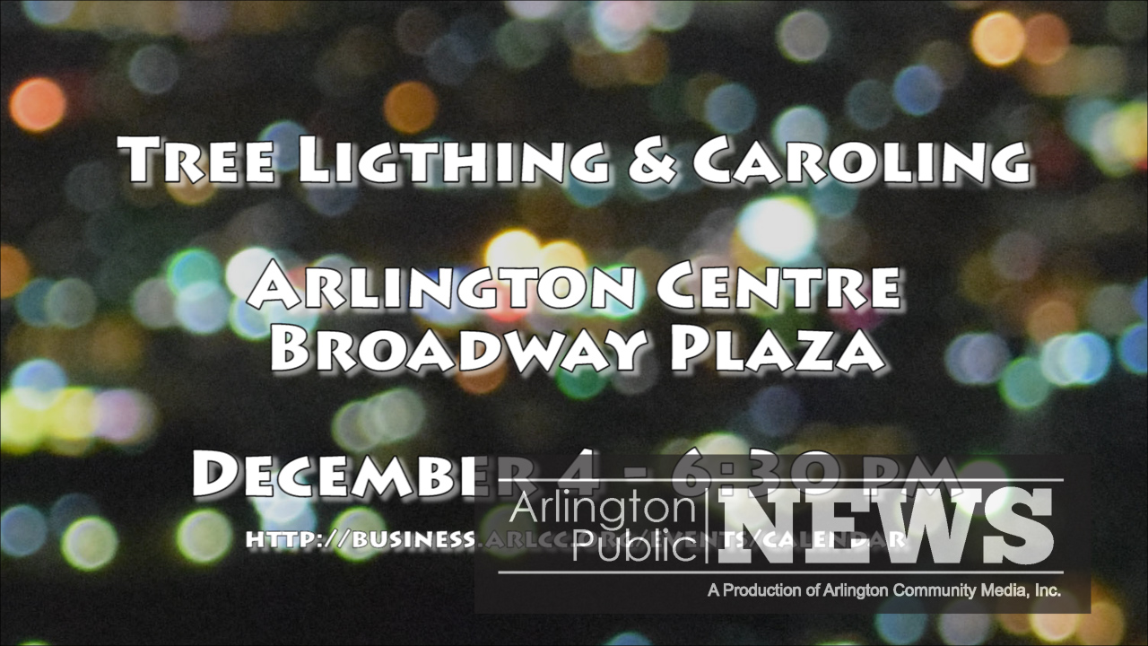 Arts & Entertainment Calendar | December 03, 2015