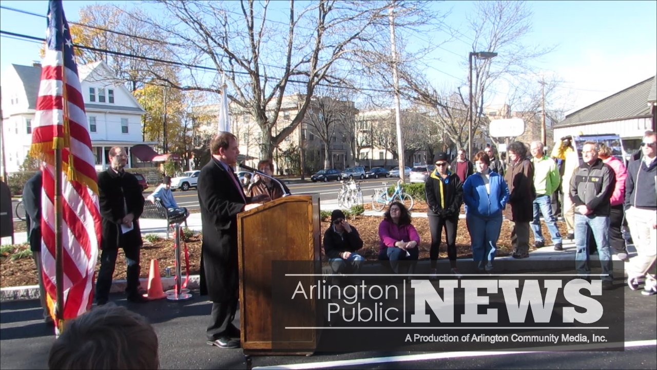 Mass Ave Ribbon Cutting