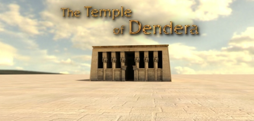 Library of Alexandria Documentary Series: Temple of Dendera ...