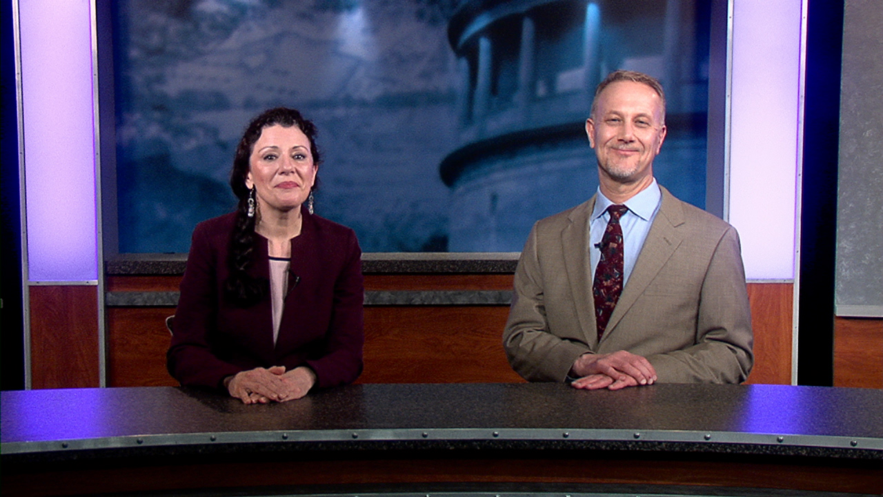 Newscast: March 24, 2016