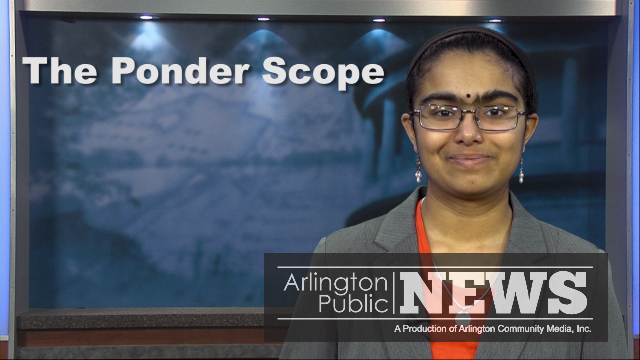 The Ponder Scope | March 30, 2016