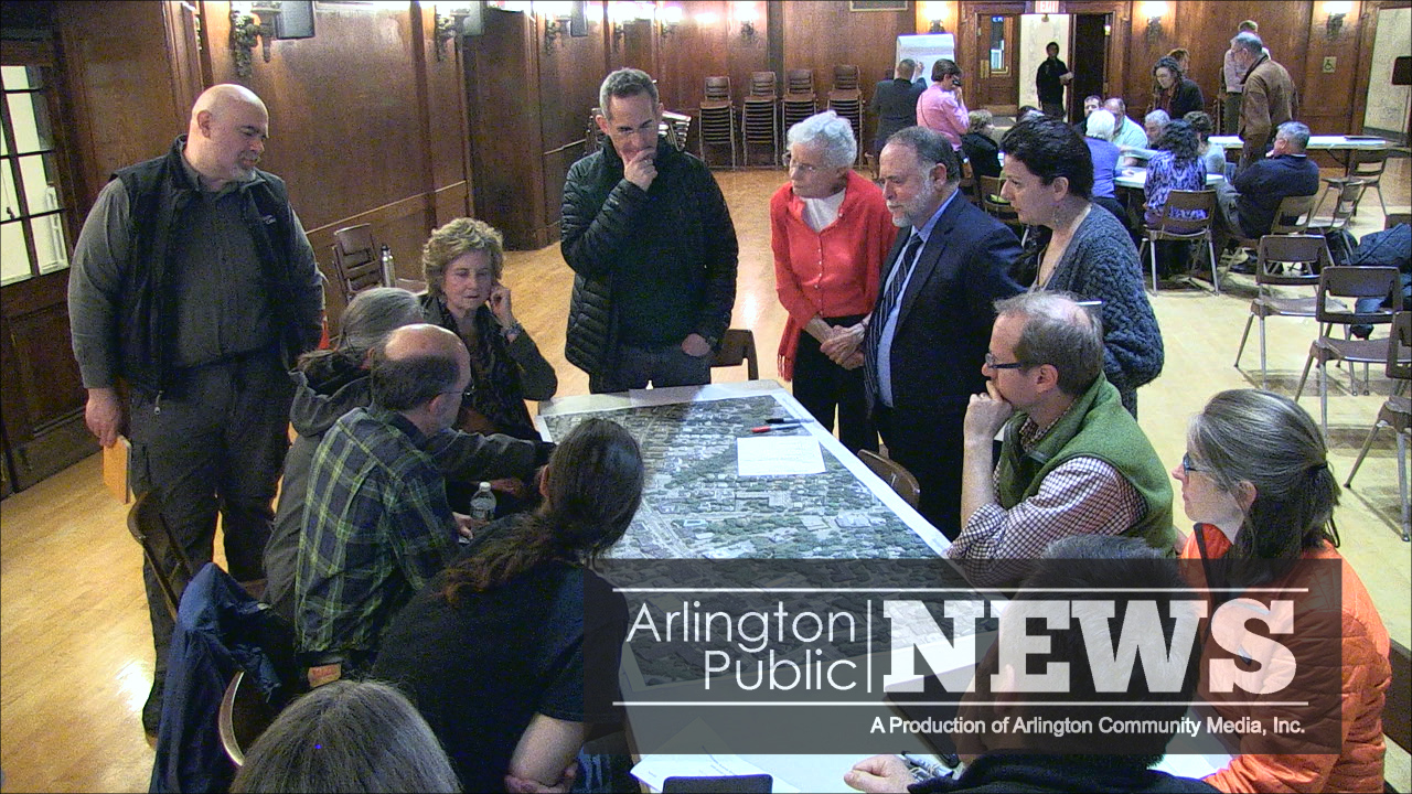 Envision Arlington Planning Meeting