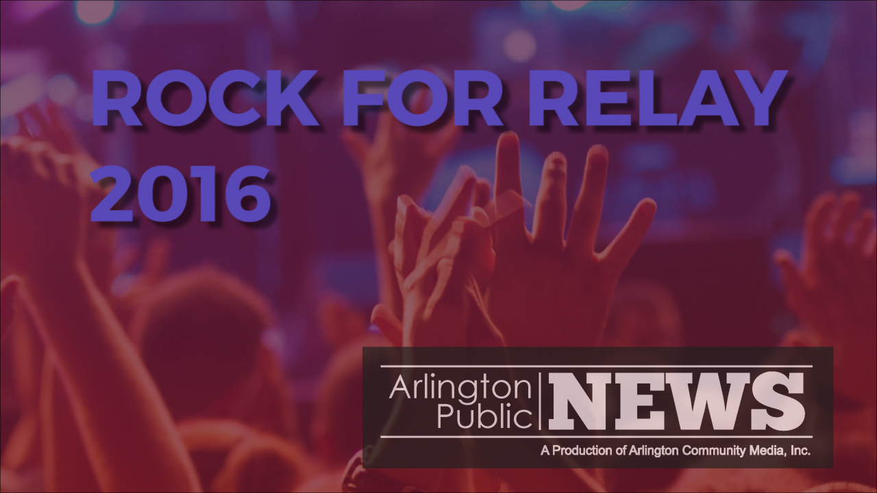 Rock for Relay 2016