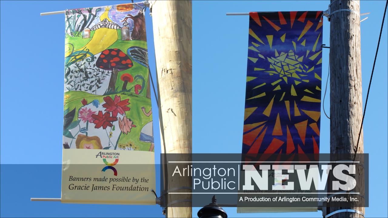 Teen Art Banners