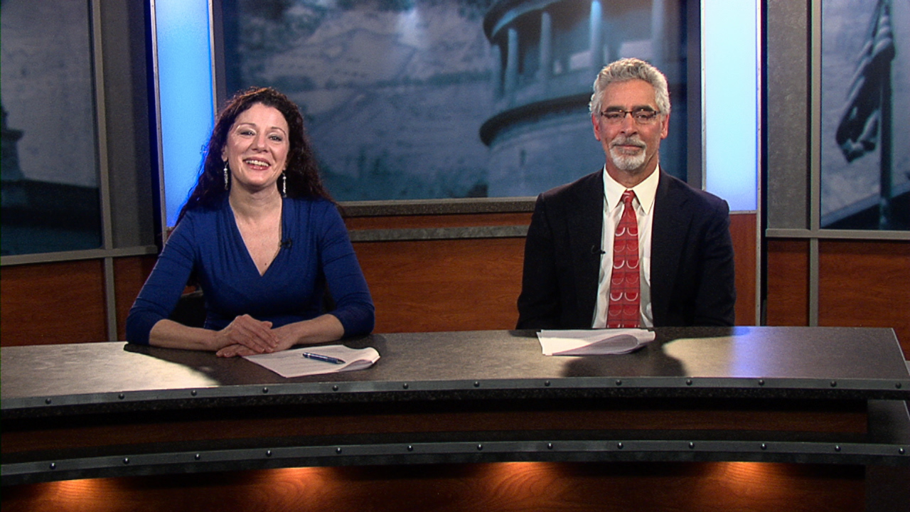 Newscast: May 6, 2016