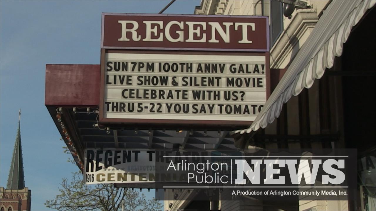 Regent Centennial Gala