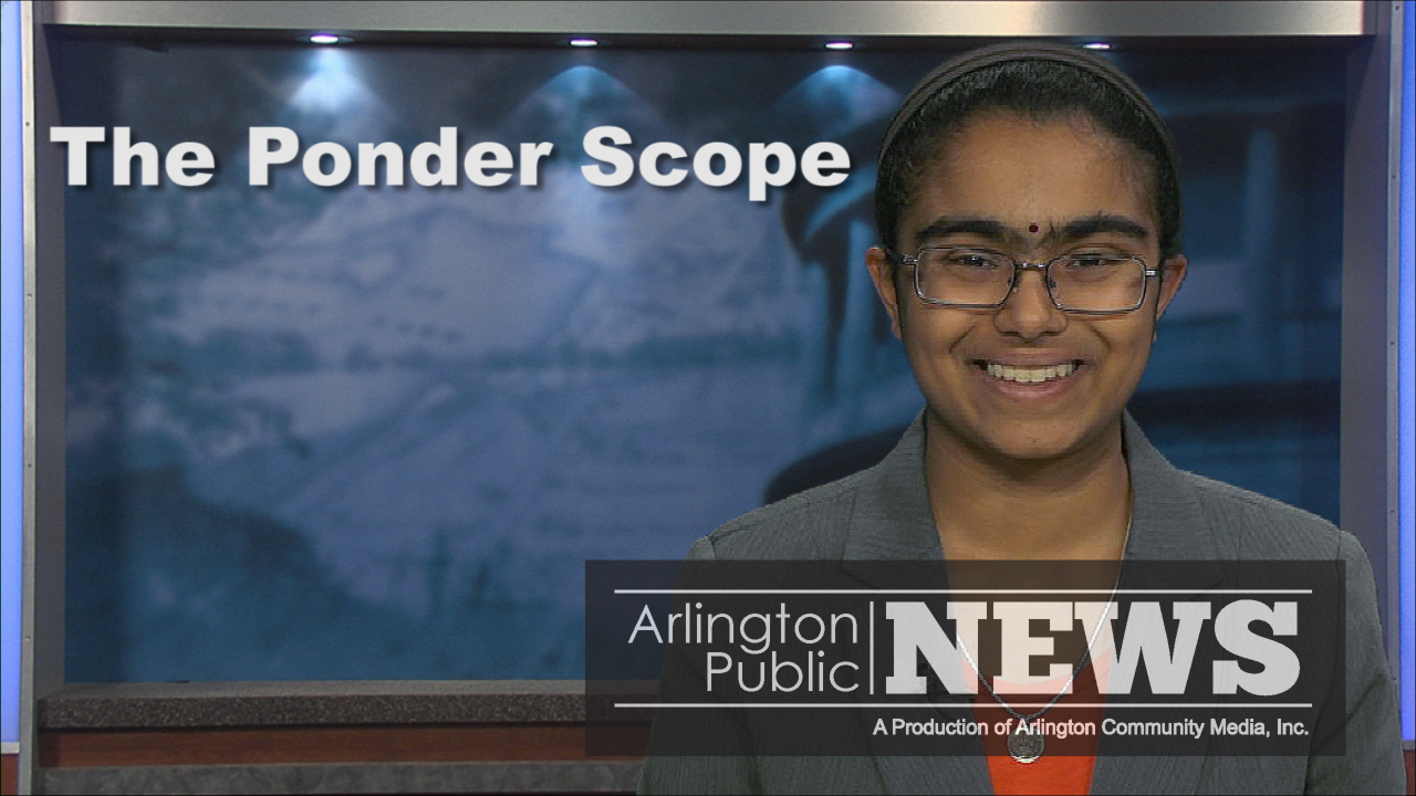 The Ponder Scope | May 05, 2016