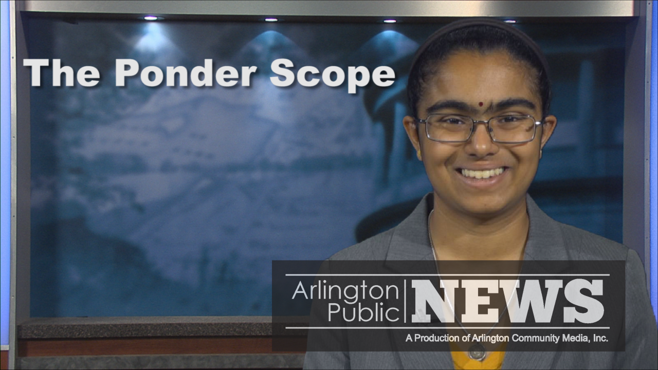 The Ponder Scope | May 17, 2016