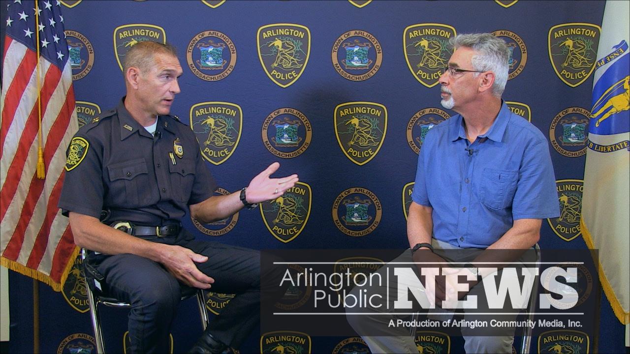 Arlington Police Chief Fred Ryan Testifies in the U.S. Senate – Extended