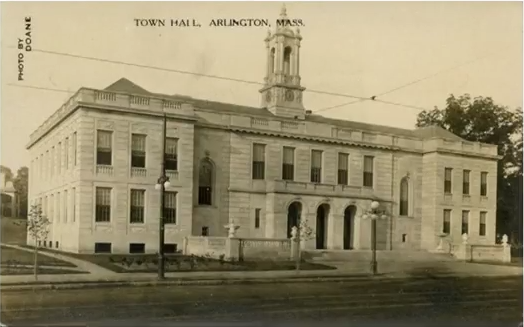 Arlington Historical Society Presents – Through Doane's Lens