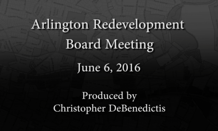 Redevelopment Board Meeting – June 6, 2016