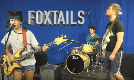 Live at Studio B – Foxtails – July 16, 2016