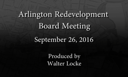 Redevelopment Board Meeting – September 26, 2016