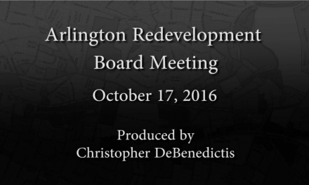 Redevelopment Board Meeting – October 17, 2016