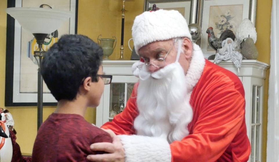 The Santa Identity Crisis