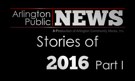Stories of 2016 Part I