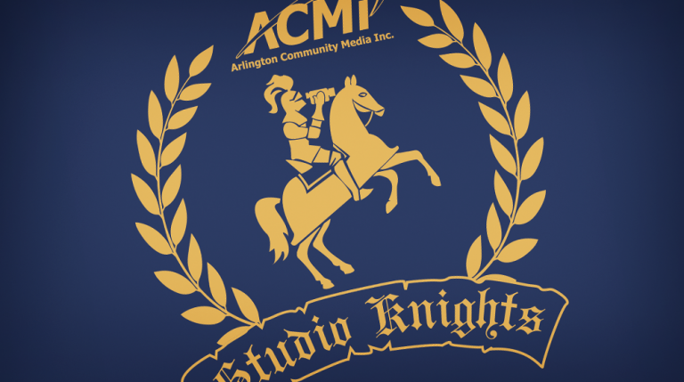 Studio Knights! Wednesdays at 6:00pm