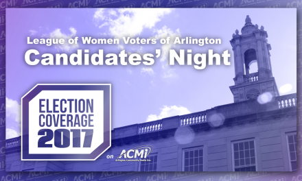 League of Women Voters Candidates' Night 2017