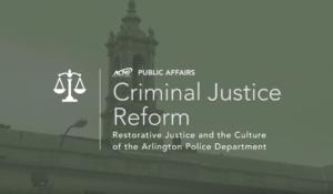 Bill Gardiner & Colleen Kirby on Criminal Justice Reform