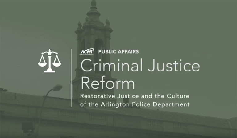Public Affairs – Criminal Justice Reform – Guests Bill Gardiner & Colleen Kirby
