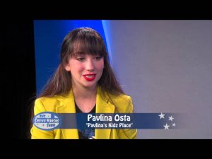 Pavlina Osta appears on The Steve Katsos Show