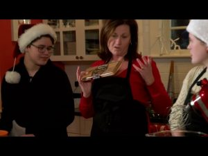 Teens Cook: French Edition – Episode 2 – Yule Log
