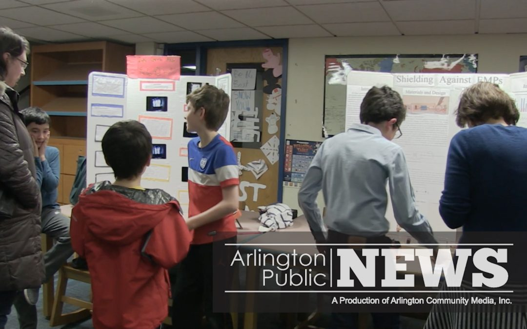 Ottoson Young Scientists Share their Research
