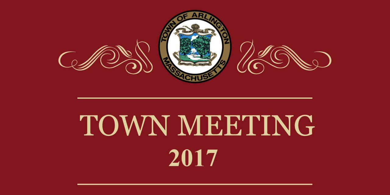 Town Meeting 2017 Wraps Up for the Year