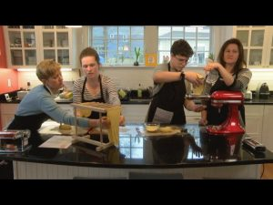 Teens Cook: French Edition – Episode 6 – Fresh Pasta
