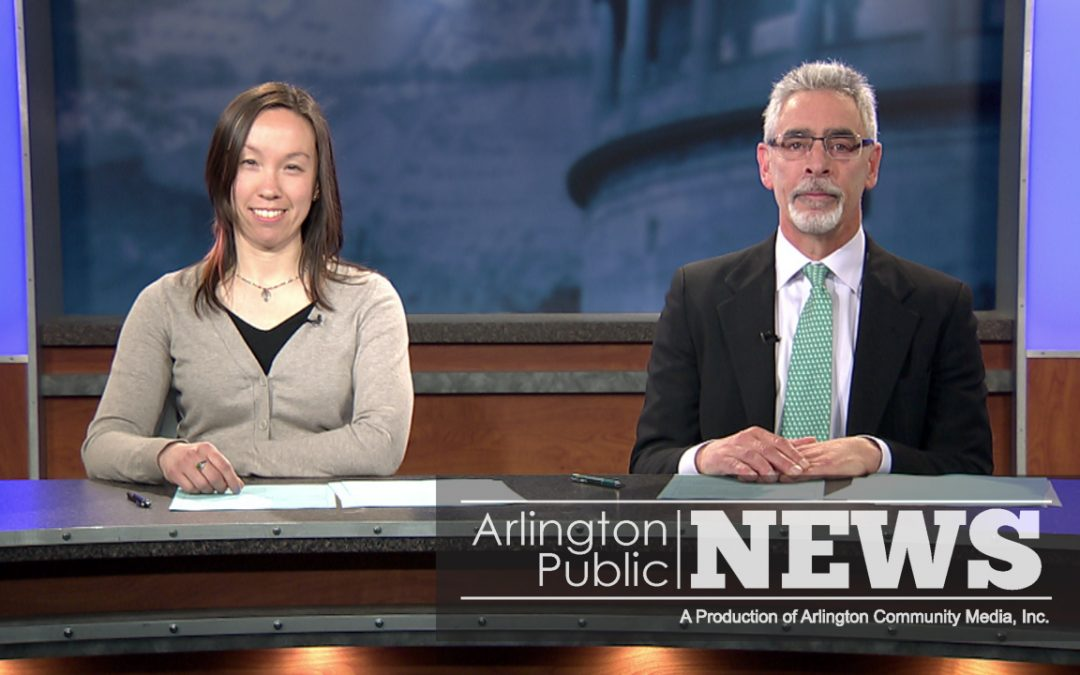 Arlington News: Nagaokakyo Visit & Growing Senate Race