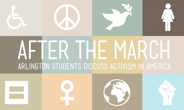 After the March: Arlington Students Discuss Activism in America