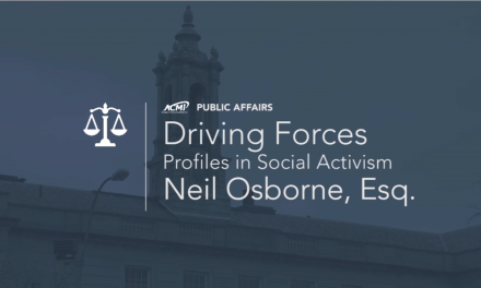 Driving Forces (Profiles in Social Activism) – Neil Osborne, Esq.