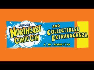 Northeast Comic Con June 2015