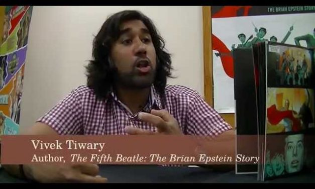 Interview with Vivek Tiwary