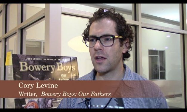Interview Cory Levine
