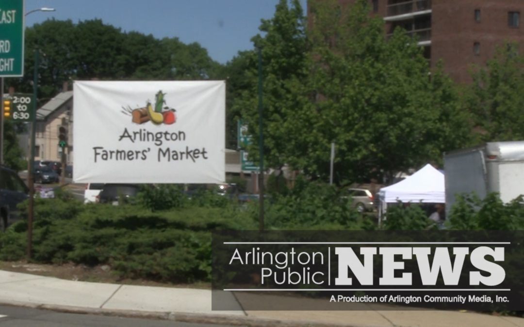 Farmers' Market Opens for the Summer
