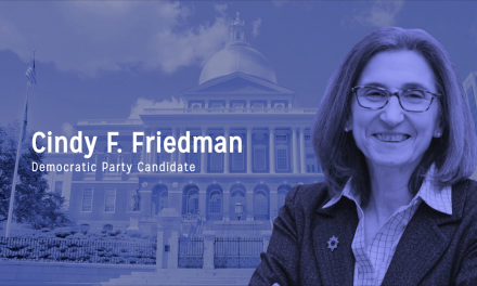 2017 Special State Senate Election Interview with Cindy Friedman