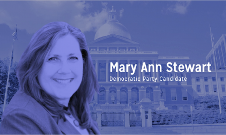 2017 Special State Senate Election Interview with Mary Ann Stewart