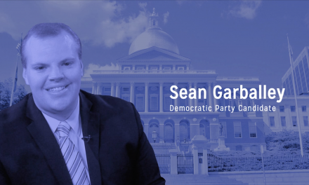 2017 Special State Senate Election Interview with Sean Garballey