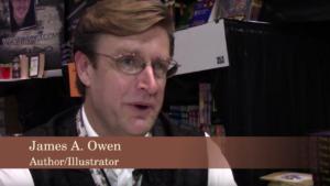 James Owen Interview