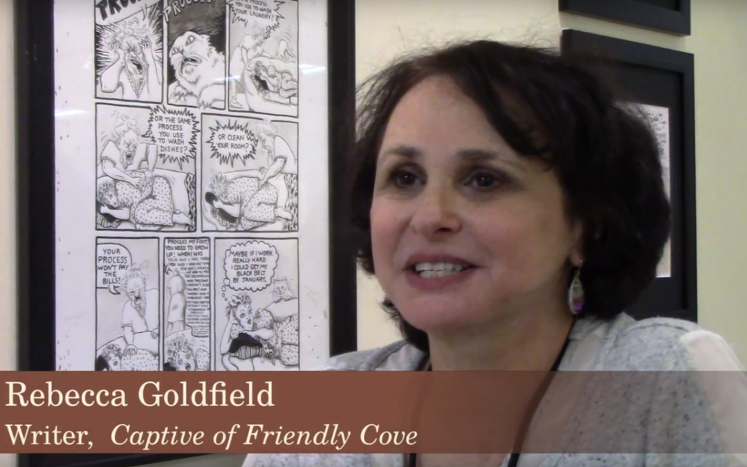 Interview Rebecca Goldfield