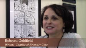 Interview Rebecca Goldfield