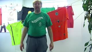 YAVP T-Shirt Exhibition