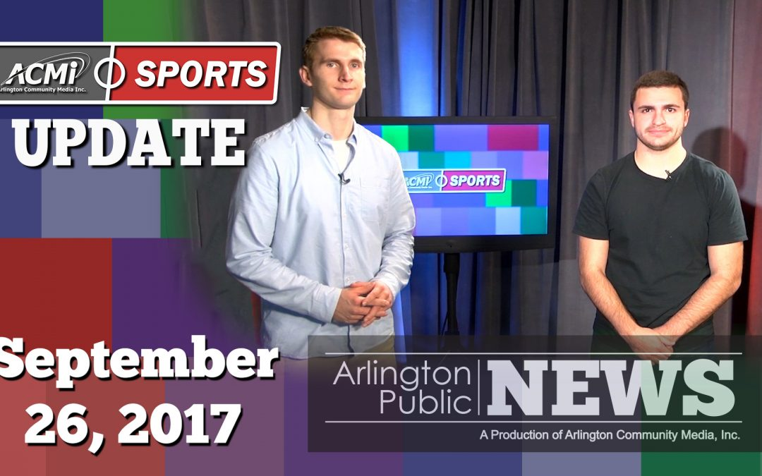 Arlington Sports Update: Spy Ponders Kick Off Fall Season with Wins