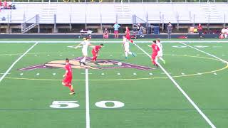 Arlington High School Boys Varsity Soccer vs Wakefield – Oct. 5, 2017