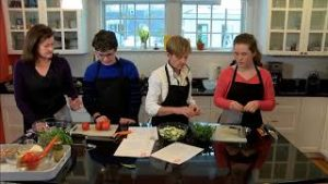 Teens Cook: French Edition – Episode 3 – Pistou Soup