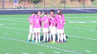 Arlington High School Boys Varsity Soccer vs Boston College HS – Oct. 14, 2017